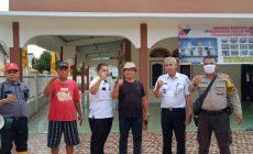Permalink ke Jalani Intruksi Walikota, Pemerintah Kelurahan Kenali Besar Berkolaborasi dengan PMI Semprot Fasum di RT 45 Kembar Lestari 1 Pakai Disinfektan