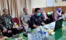 Permalink ke Dinas Ketahanan Pangan Provinsi Jambi Lakukan Vidio Teleconference Bersama Kepala Badan Ketahanan Pangan Kementan RI
