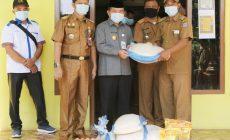 Permalink ke Bupati Al Haris Beri Bantuan Pangan kepada Warga Korban Covid-19 yang Tidak Mampu
