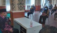 Permalink ke Al Haris Ngator di Rumah Sakit, Beri Motivasi Tim Medis