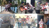 Permalink ke Kapolsek Betara Beri Bantuan Sembako Kepada Masyarakat yang Sedang Sulit