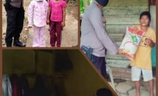 Permalink ke Bhakti Sosial Polsek Muara Sabak Barat Salurkan Bantuan Sembako