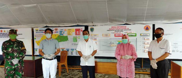 Pulang dari Padang, Satu Mahasiswa Asal Komplek SMA Dinyatakan Positif Rapid Test