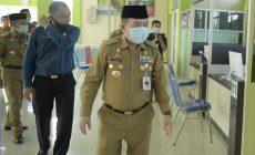 Permalink ke Sabut Penerapan New Normal, H Al Haris Didisiplinkan Protokol Kesehatan