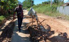 Permalink ke Kondisi Jalan di Desa Pantai Gading Perlu Perhatian Pemda