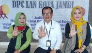 Permalink ke DPC LAN Kota Jambi Gelar HBH di Hotel Berbintang, Darmawan Uraikan Program Jangka Panjang