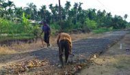 Permalink ke Akibat Faktor Alam, Pengerjaan Jalan Pengerasan Dusun Tri Jaya Dilanjutkan
