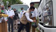 Permalink ke Al Haris Resmikan Pengoperasian Lima Mobil Angkutan Sampah Baru