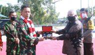 Permalink ke Bupati Safrial Serahkan Hibah Bangunan Pos AL Kepada Danlanal Palembang
