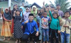 Permalink ke H Al Haris : Anak-anak di Desa Terpencil Sudah Bisa Kembali Sekolah
