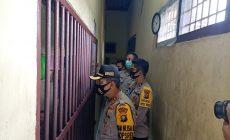 Permalink ke Periksa Sel, Kapolres Muarojambi Minta Tahanan Jaksa dan Napi Dipindah ke LP