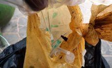 Permalink ke Warga Temukan Bungkusan Plastik yang Diduga Limbah Medis