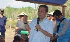 Permalink ke Bupati Batanghari Syahirsah Serahkan Bantuan Saung Sawah kepada Kelompok TST dan GTP