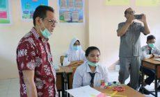 Permalink ke Komisi IV DPRD Kota Jambi Masuk Sekolah Lagi, H. Muslim : Animo Siswa Belajar Sangat Tinggi Kami Minta Penyelenggara Konsisten Terapkan Protokol Kesehatan