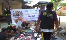 Permalink ke ACT Jambi Salurkan Qurban di Pelosok Sarolangun