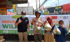 Permalink ke Bekerjasama Berbagai Mitra, ACT Jambi Mengaktivasi Posko Lumbung Sedekah Pangan