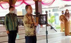 Permalink ke Bupati Syahirsah Lantik Mulawarmansyah Jadi Penjabat Sekda Batanghari