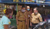 Permalink ke H Al Haris Turun Tertibkan Pedagang di Jalan Protokol Pasar Bawah