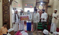 Permalink ke Gubernur Jambi Beri Bantuan Fasilitas di Masjid Ihsaniyah Olak Kemang