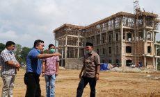 Permalink ke H Al Haris Pantau Pembangunan Kantor Bupati