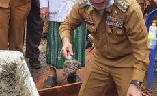 Permalink ke H Al Haris Letakan Batu Pertama Pembangunan Pesantren Pimpinan Ustadz Dr H Joni Musa Lc