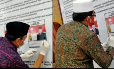 Permalink ke Calon Bupati dan Wabup Tanjab Barat Pasangan Anhar Ikuti Deklarasi Kampanye Damai