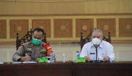 Permalink ke Bupati Safrial Pimpin Rapat Satuan Gugus Pencegahan Covid-19