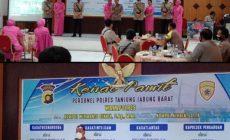Permalink ke Lima Jajaran Anggota Polres Tanjabbar Pindah Tugas