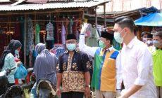 Permalink ke Cagub Fachrori Umar Sapa Pedagang Pasar Pulau Batu