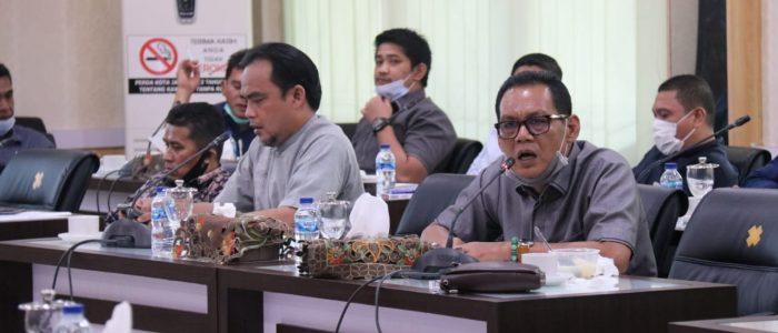 HM Pertegas Pemkot, Pokir Dewan Jangan Dikerjakan Asal Jadi