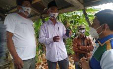 Permalink ke Cawagub Syafril Nursal Tampung Kendala Petani di Desa Aro