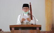 Permalink ke Cagub Fachrori Umar Diminta Jadi Khatib Jumat di Desa Muliya Jaya