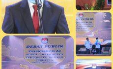 Permalink ke Debat Publik Paslon Bupati yang Digelar KPU Tanjabtim Sukses