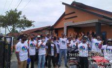 Permalink ke 32 Ribu Relawan Fachrori-Syafril Bergerak Masif di 11 Kabupaten/Kota