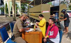 Permalink ke 16 Hari Operasi Yustisi Berlangsung, Tim Satgas Covid-19 Batanghari Jaring 1.268 Pelanggar Prokes