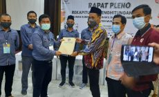 Permalink ke Pleno KPU Kabupaten Muaro Jambi Rampung, Al Haris Ungguli Pasangan Lainnya