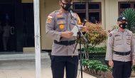Permalink ke Kapolres Muaro Jambi Pimpin Upacara Korp Raport 67 Personel Polres Muaro Jambi