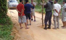 Permalink ke Emosi Dituduh Perusahaan Curi Buat Sawit, Warga Suak Putat Tutup Jalan Masuk PT. Kirana