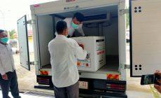 Permalink ke Bersama Melawan Covid-19, 3.240 Dosis Vaksin Sinovac Tiba di Batanghari