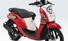 Permalink ke Awal Tahun 2021, Yamaha Fino 125 Sporty Tampil Dengan Warna Baru