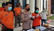 Permalink ke Pengedar Sabu dan Ganja Batang Asam Ditangkap Polisi,Kapolres Tanjab Barat : Pelaku Termasuk Pemain Licin yang sudah menjadi target Polisi