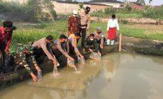 Permalink ke Lakukan Kunjungan ke Kampung Tangguh, Kapolresta Jambi Berikan Bantuan