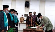 Permalink ke Kukuhkan Pengurus-nya, Walikota Fasha Janji Bangun Kantor MUI Kota Jambi