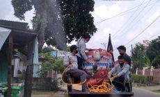 Permalink ke Pujakesuma Gandeng CV. BPM Gelar Kegiatan Sosial Penyemprotan Desinfektan di Lingkungan Kelurahan Rawasari