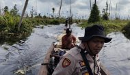 Permalink ke Kapolres Muaro Jambi Komandoi Pemindahan BB Illegal Logging dari Desa Betung