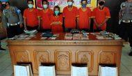 Permalink ke Operasi Antik, Personil Polres Batanghari Bekuk Enam Pelaku Kasus Narkotika