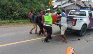 Permalink ke Kecelakaan Maut Kembali Terjadi di Wilayah Muaro Jambi, Warga Pal Merah Tewas Ditempat setelah Nabrak Bus