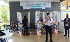 Permalink ke Kadishub Provinsi Jambi Apresiasi Launching Perdana Tes GeNose C19 di Bandara Sultan Thaha Jambi