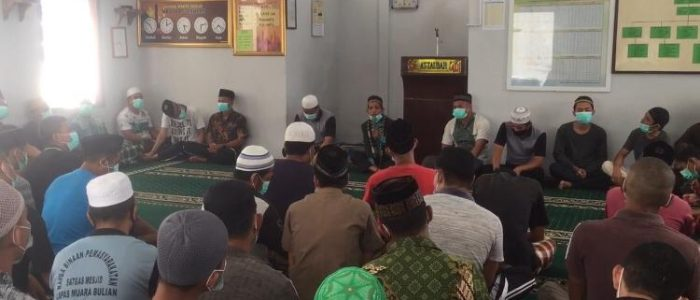 Tradisi Ramadhan, Warga Binaan di Batanghari Ikuti Pesantren Ramadhan