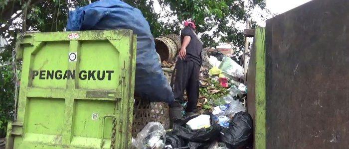 Di Bulan Ramadhan, Volume Sampah di Batanghari Meningkat 2 ton Perhari